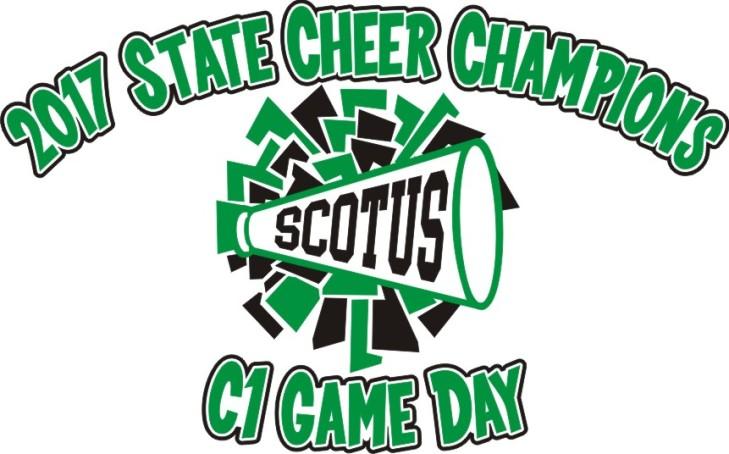 Scotus Cheer Champions 2017
