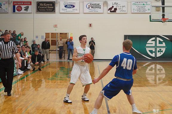 basketball colson